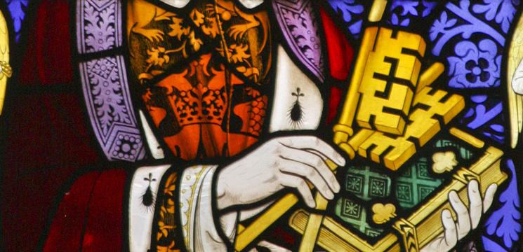 Clefs-de-saint-Pierre-Église-Saint-Cyprien-Londres